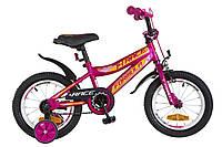 """Велосипед детский двухколесный 14 дюймов FORMULA RACE 14""""OPS-FRK-14-002"""