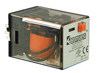Реле RE1P08DC024 промежуточное 2 контакта на 8 выводов 24В Эмас