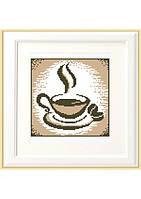Чашка кофе (счетный крест)