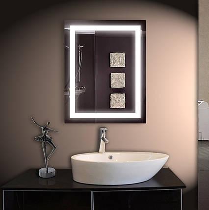 LED зеркало ver-3054 533х683 мм, фото 2