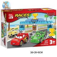 "Конструктор RACES ""Тачки"""