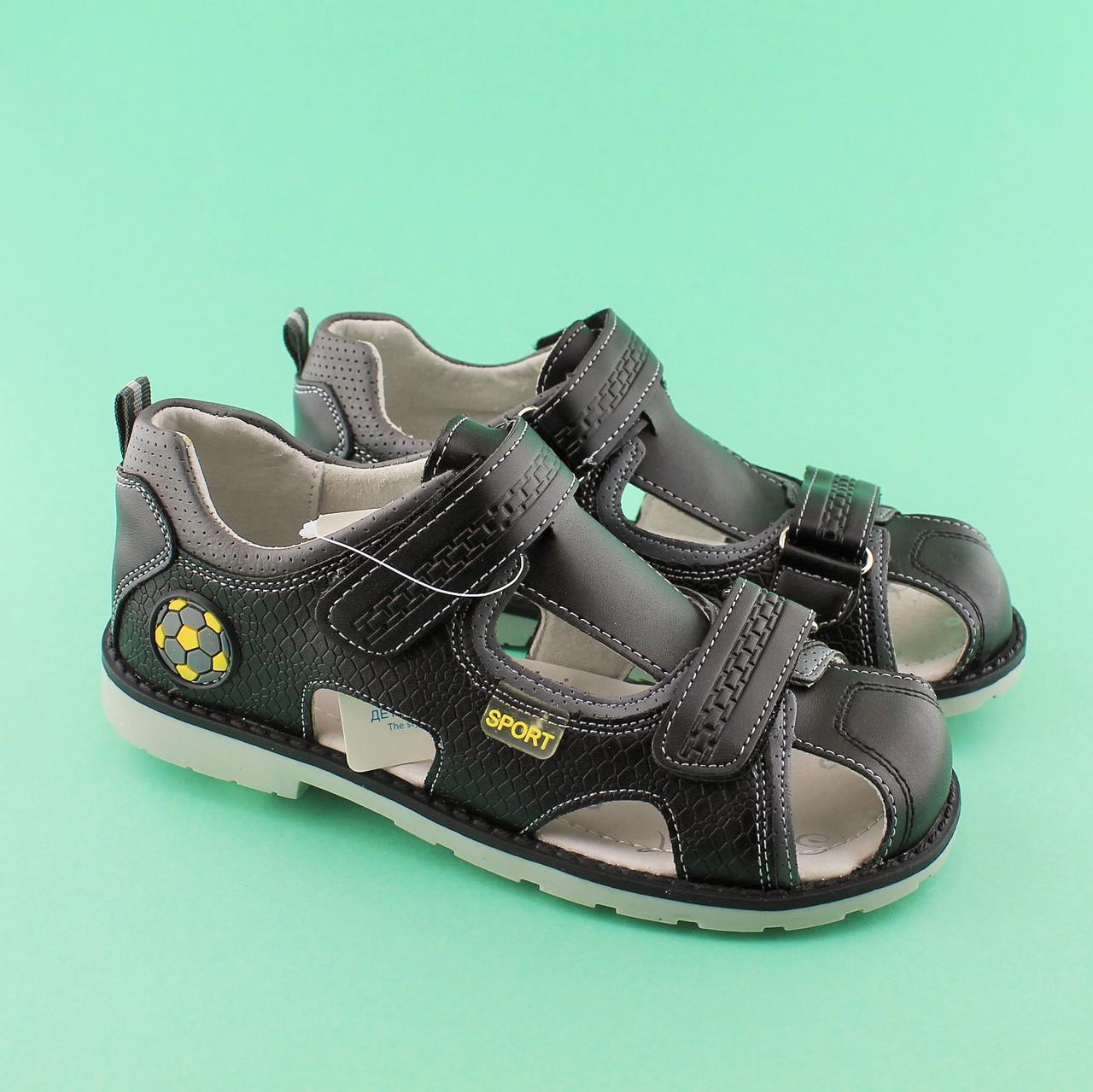 Босоножки на мальчика серия Ортопед тм TOMM размеры 36 - Style-Baby детский  магазин в cac383ed0505b