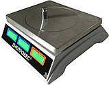 Весы торговые Днепровес ВТД-3Т1 LCD до 3 кг, фото 4