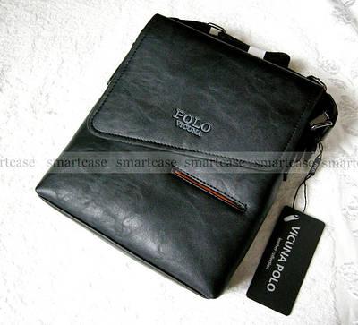 Мужские сумки через плечо Polo Vicuna, для планшета и прочего