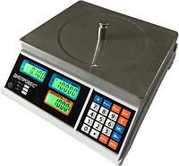 Весы торговые ВТД-6Т1 LCD