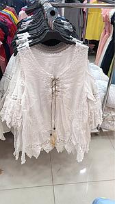 Блузка женская коттоновая