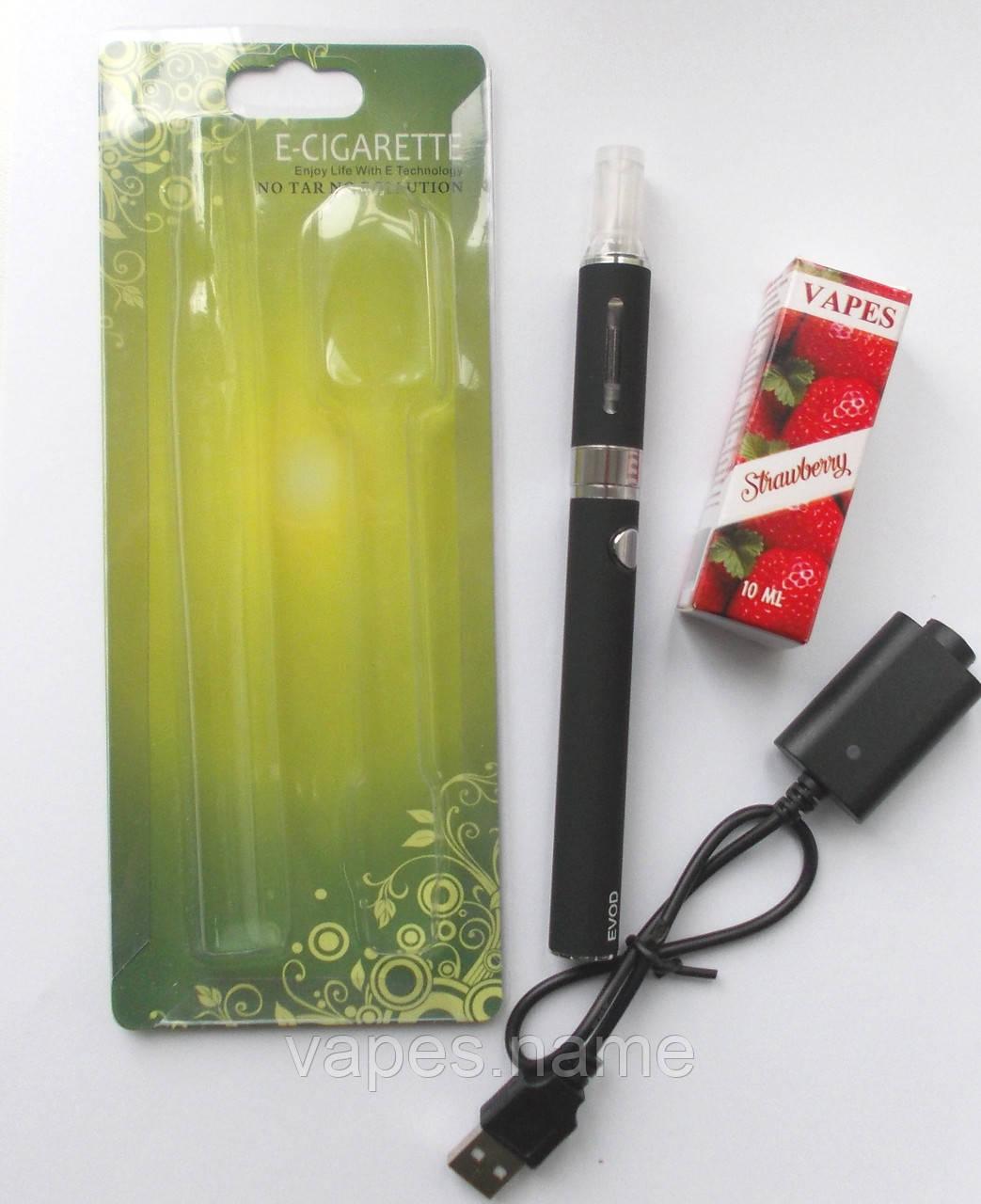 Электронная сигарета Evod с жидкостью 1100mAh MT3 (Оригинал)
