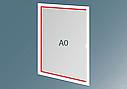 Карман для постера А0 с пластиковой основой, фото 2