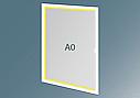 Карман для постера А0 с пластиковой основой, фото 3