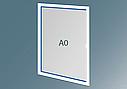 Карман для постера А0 с пластиковой основой, фото 4