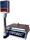 Весы торговые Днепровес ВТД-3Т2 LED, фото 2