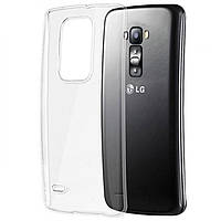 Силиконовый чехол 0,33 мм для LG G flex 2