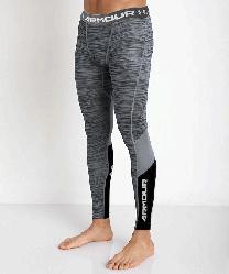 Леггинсы Under Armour Heatgear Compression Legging (CoolSwitch) 1271331-031 Серые XXL (1271331-031)