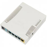 Маршрутизатор MIKROTIK RouterBOARD RB951Ui-2HnD