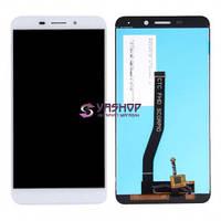 Дисплей Asus ZenFone 3 Laser (ZC551KL) Z01BDC с сенсором (тачскрином) белый