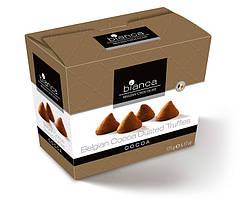 Цукерки Bianca 175г Трюфельні зі смаком какао