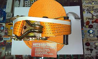 Стяжка груза ремень 5 т 12 м 50 мм