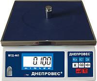 Фасовочные весы ВТД-ФЛ