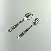 Серебряная ложка загребушка