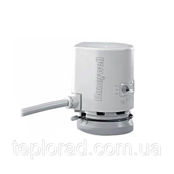 Термопривод Honeywell 230В нормально закрытый ход 2.5 мм MT4-230-NC