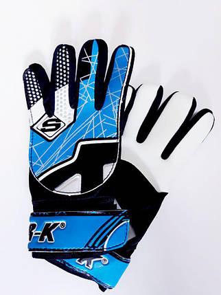 Рукавиці воротарські Practic Super-K  SIZE 5, фото 2