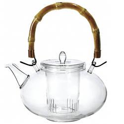 Чайник стеклянный Chi Kao 013AD 1400 мл