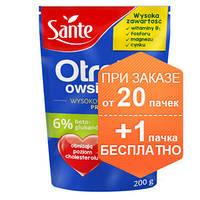 Отруби Овсяные Sante, 200 гр