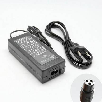 Зарядное устройство для гироскутера Гироборда 42В 2А, 3 PIN разьем., фото 2