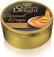 Льодяники Queen's Delight 150г Карамелеві з смаком карамелі