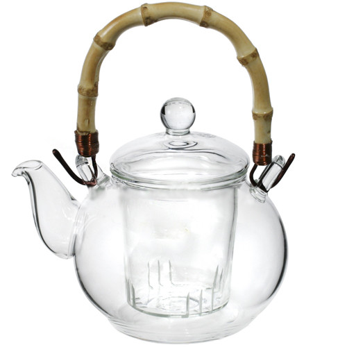 Чайник стеклянный Chi Kao 001SH 400 мл