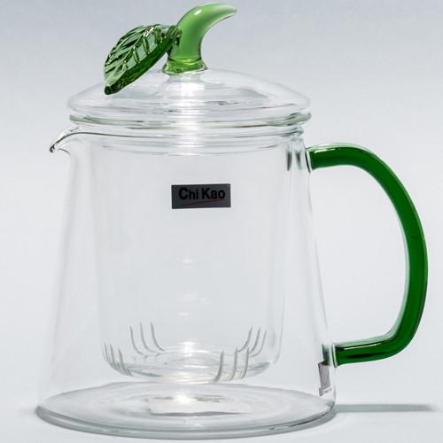 Чайник стеклянный Chi Kao 102AВ 480 мл