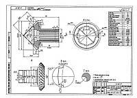 Шестерни накладной головки консольно фрезерного станка 6Р82Ш