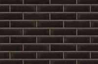 Клинкерная плитка для вент фасада King Klinker 17 Onyx black