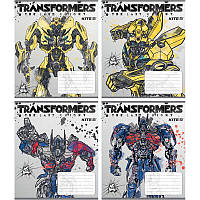 TF18-232 Тетрадь школьная (12 л. клетка) (20 шт) KITE 2018 Transformers 232