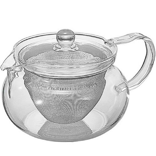 Чайник стеклянный Hario ChaCha Kyusu Maru 450 мл (CHJMN-45T)