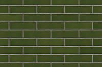 Клинкерная плитка для вент фасада King Klinker 24 Green valley