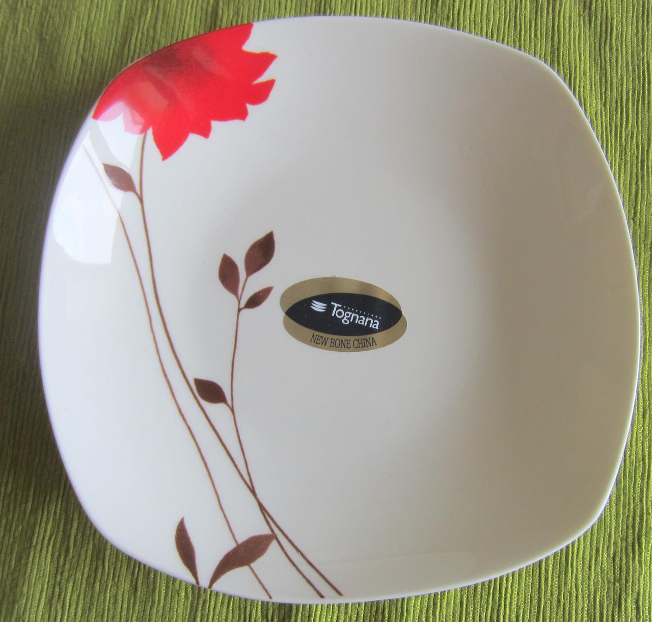 Тарелки суповые Quarzo Биарриц