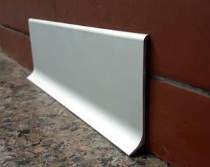 Плінтус алюмінієвий 60мм / анод L-2.7 мп