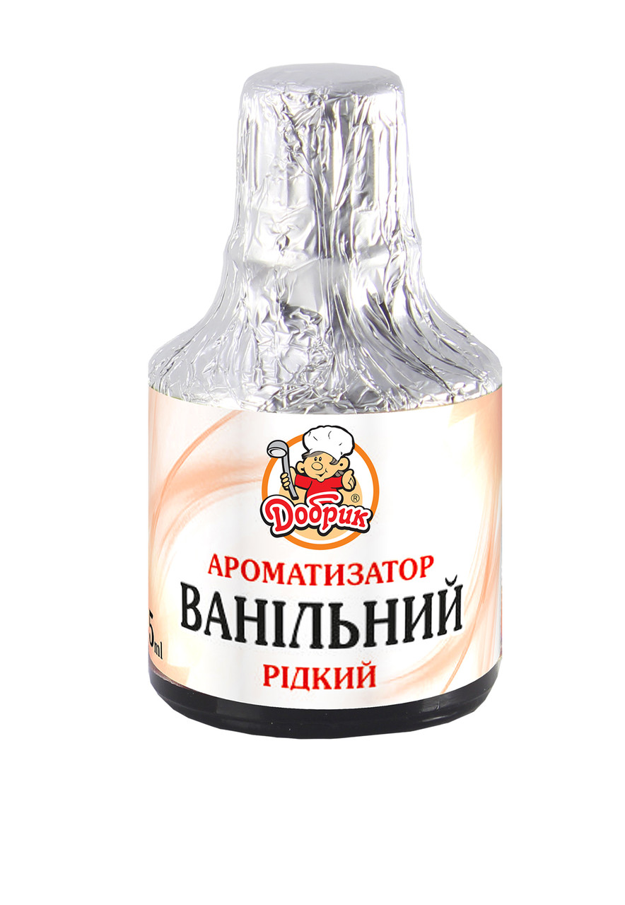 Ароматизатор Добрик 5мл рідкий Ваніль