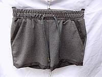 Женские шорты трикотаж батал оптом