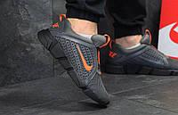 Кроссовки Nike сірі