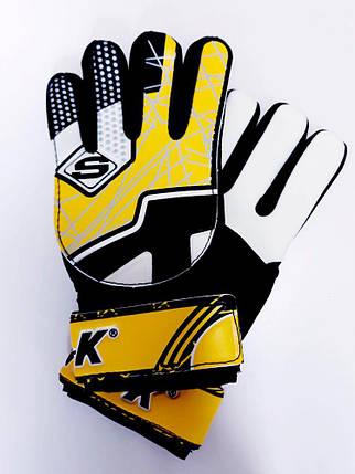 Рукавиці воротарські  Practic Super-K  SIZE 4, фото 2