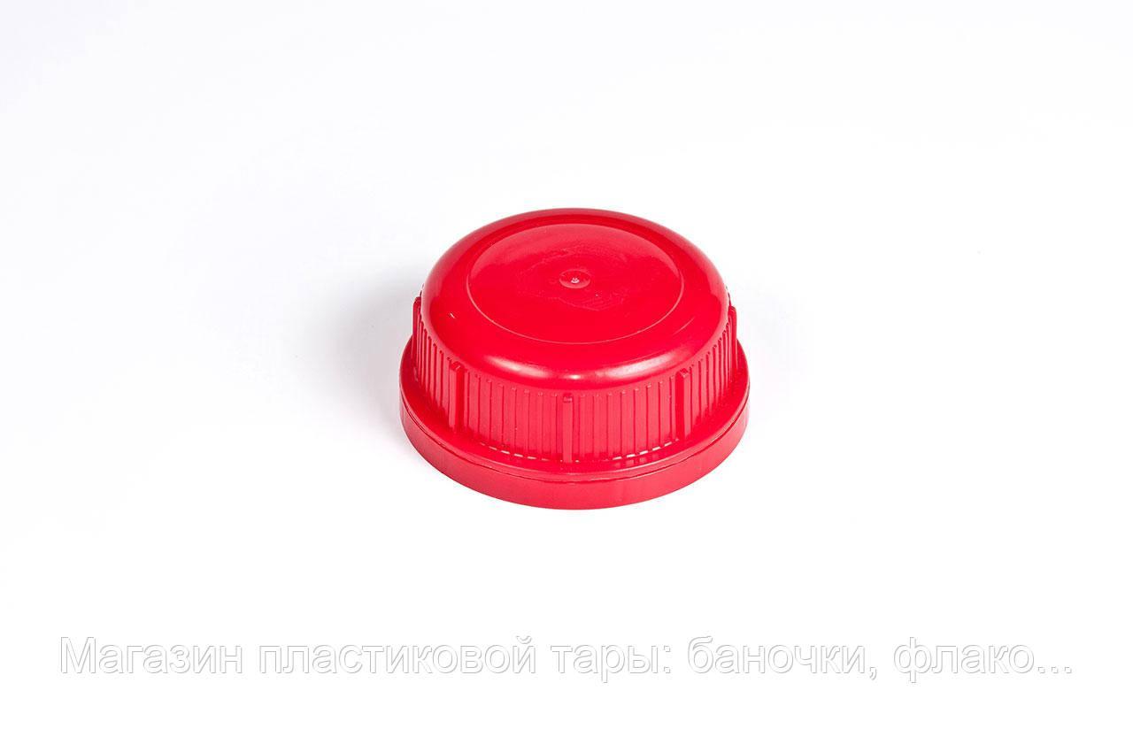 """Крышка пластиковая """"Дельта"""" для канистр (горловина 60 мм)"""