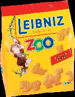 Печиво Bahlsen 100г Leibniz ZOO масляне