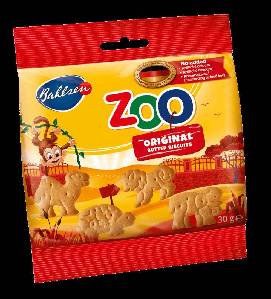 Печиво Bahlsen 30г Leibniz ZOO