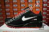Кроссовки Nike Air Max 90 Black Red Черные мужские, фото 5
