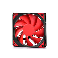 Вентилятор для корпуса Deepcool (TF120 Red) 120 mm 4pin