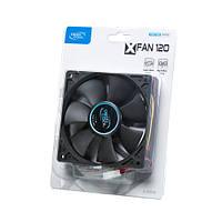 Вентилятор для корпуса Deepcool (XFAN 120) 120 mm 3pin+molex