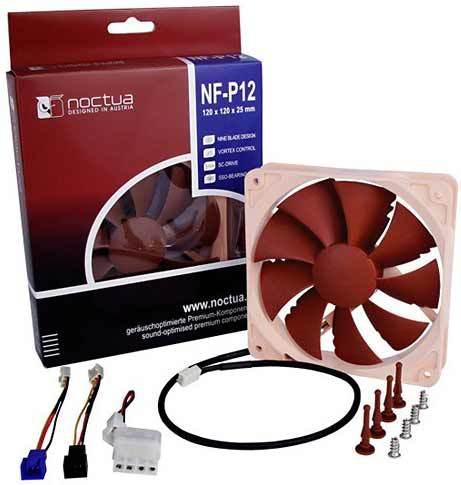 Вентилятор для корпуса Noctua (NF-P12-1300) 120 mm 4pin