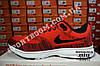Кроссовки Nike Zoom Red Красные мужские реплика, фото 3